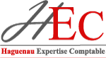 Haguenau Expertise Comptable Logo